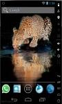 Thirsty Leopard LWP screenshot 1/2