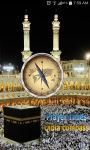 Islamic Prayer Times - Qibla compass screenshot 1/4