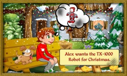Free Hidden Object Games - The Special Gift screenshot 2/4