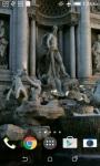 Trevi Fountain Live Wallpaper screenshot 4/4
