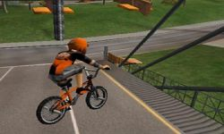 Bike Games for Action Heroes screenshot 1/1