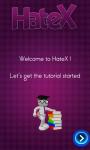 HateX screenshot 3/6
