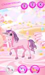 Unicorn Dress Up Games screenshot 2/6