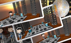 Augmented 3D Dance Mania screenshot 2/6