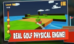 Hit golf 3D screenshot 1/4