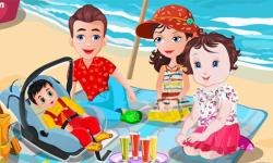 Baby Lisi Beach Party screenshot 2/2