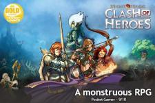 MM Clash of Heroes indivisible screenshot 1/6