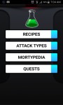 Recipes for Pocket Mortys screenshot 1/1
