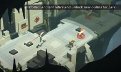 Lara Croft GO complete set screenshot 5/6