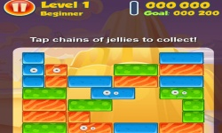 Jelly Collapse Puzzle screenshot 2/6