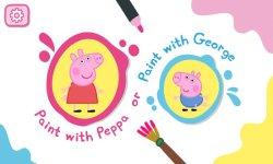 Peppa Pig Paintbox screenshot 1/4