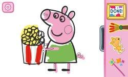 Peppa Pig Paintbox screenshot 3/4