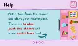 Peppa Pig Paintbox screenshot 4/4
