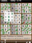 ACTSudoku (EASY Sudoku) screenshot 1/1