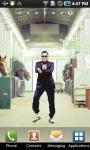 Psy Live Wallpaper screenshot 2/3