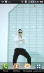 Psy Live Wallpaper screenshot 3/3
