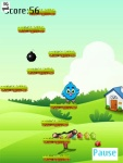 Bouncy Bird Free screenshot 3/6
