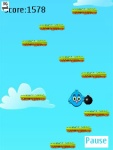 Bouncy Bird Free screenshot 5/6