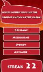 The Great Big Cricket Quiz screenshot 3/4