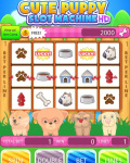 Cute Puppy Slots Machines screenshot 1/4