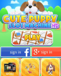Cute Puppy Slots Machines screenshot 3/4