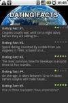 Dating Facts screenshot 1/2
