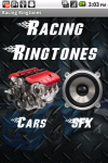 Racing Ringtones screenshot 1/3