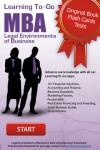 Pocket MBA: Legal Environments of Business screenshot 1/1