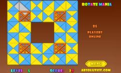 Rotate Mania Free screenshot 1/4