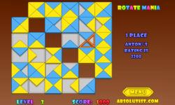 Rotate Mania Free screenshot 4/4