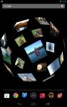 Gyrophoto 3D Live Wallpaper - FREE screenshot 1/5