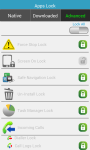 SMS And Apps Lock screenshot 5/6