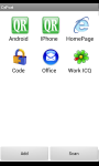 Qr code Port - usefull short information storing screenshot 1/3