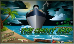 Free Hidden Object Games - The Ghost Ship screenshot 1/4