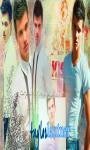 Taylor Lautner Live Wallpaper Free screenshot 2/5