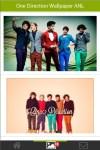 One Direction Wallpaper ANL screenshot 3/3