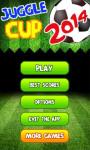 Juggle Cup Football 2014 screenshot 1/6