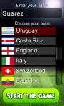 Juggle Cup Football 2014 screenshot 2/6
