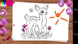 Cute Coloring Book screenshot 2/6