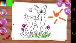 Cute Coloring Book screenshot 3/6