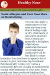 Healthy Nose screenshot 3/3