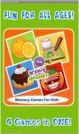 Memory Games For Kids Free screenshot 1/6