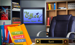 Free Hidden Object Game - The Office screenshot 1/4