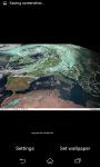 Weather Satellite Live Wallpaper  screenshot 2/3
