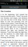 Lexham English Bible screenshot 1/3