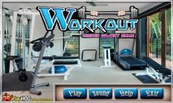 Free Hidden Object Games - Workout screenshot 1/4