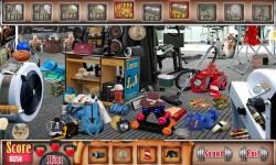 Free Hidden Object Games - Workout screenshot 3/4