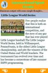International Sport Events screenshot 2/3