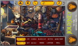 Journey Hidden Objects screenshot 3/6