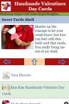 Handmade Valentines Day Cards screenshot 3/3